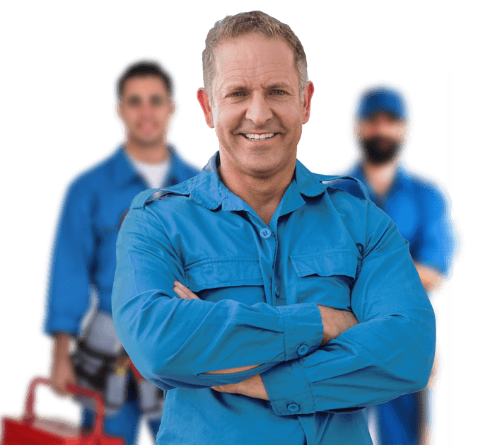 Our Pest Control Team are both Friendly & Professional