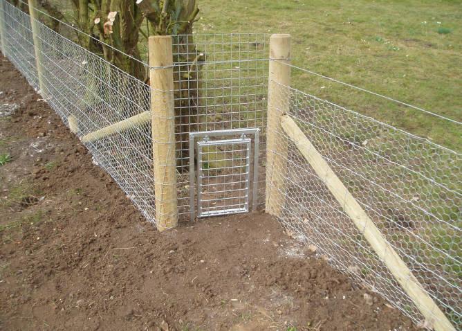 Badger Gates